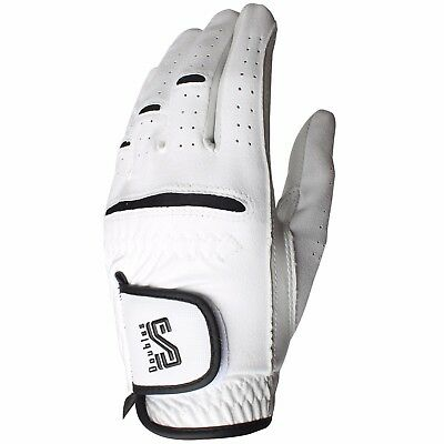 New DoubleS Women's Cabretta+Microfiber Golf Glove Sports Gloves - 1 Pack / Left