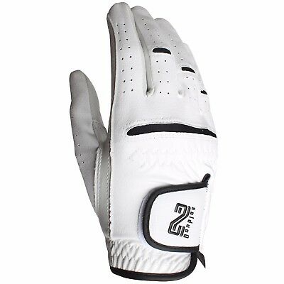 New DoubleS Women's Cabretta+Microfiber Golf Glove Sports Gloves- 1 Pack / Right