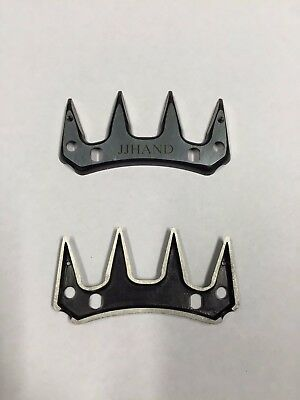 JJ Hand 2017 Shearing Cutters - 10 pack