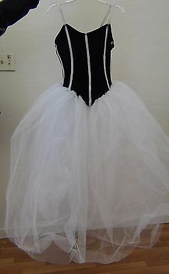 Lot of 8 available. Beautiful Ballet tutu recital dance costume for girls/women