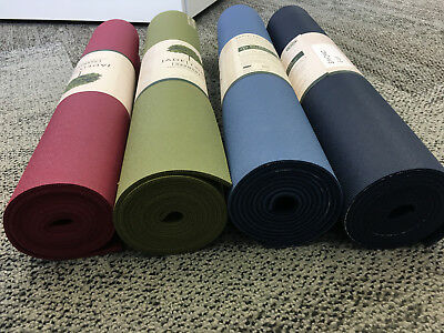 Jade Harmony Yoga Mat - standard & long sizes avail