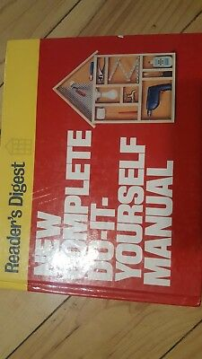 New complete do it yourself manual by editors of readers digest new complete do it yourself manual by readers digest editors 1991 hardcover solutioingenieria Gallery