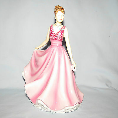 Royal Doulton Traditional Ladies Figurine Rosemary Hn5667 Boxed Oh So Pretty