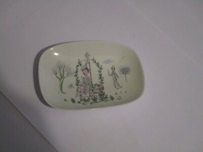 Rosenthal Germany Wishing Well Dishes