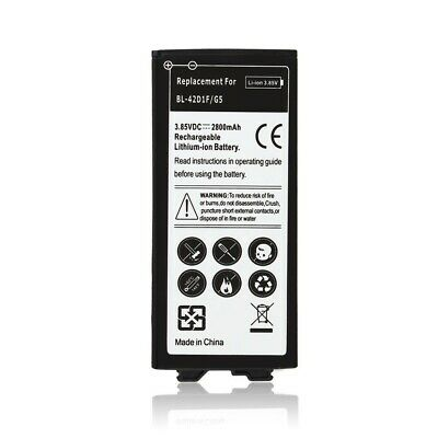 2800mAh BL-42D1F Li-ion Replacement Battery for LG G5 H820 H830 VS987 LS992 USA