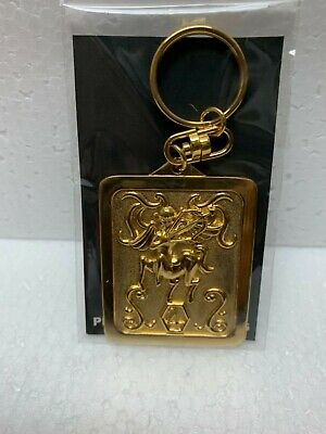 Saint Seiya Pandora Box Sagittarius Metal Keychain Die Cast Made VERY RARE
