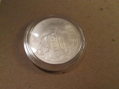 2000-P THOMAS EDISON Silver Dollar Commem.