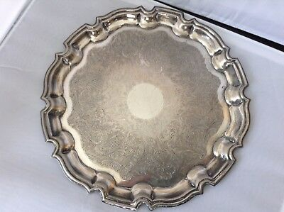 Silver Plate EPB Made in England Vintage Design