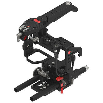 JTZ DP3 Video Camera Cage Handle Grip 15mm Rig For SONY A7RII A7 A7R A7S ILCE-7