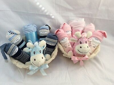 Baby gift basket (baby shower/newborn/new baby)