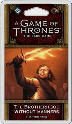 AGOT LCG 2nd Edition - The Brotherhood Without Banners Chapter Pack