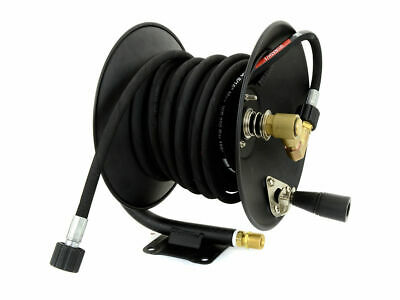 Reel with 10m Hose DN08 for Pressure Washer Karcher HD HDS Kranzle Wap Cleaner