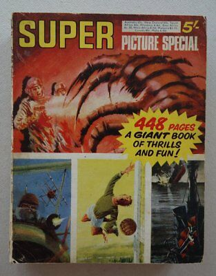 Super Picture Special comic 1969 (IPC) 448 pages G/VG (phil-comics)