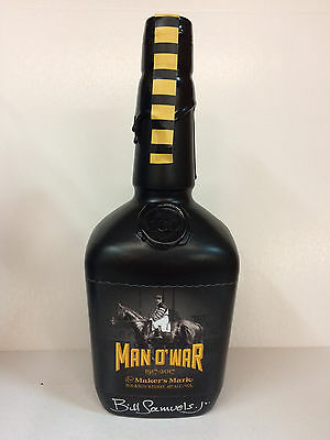 2017 Makers Mark Man o' War Collectible Bottle