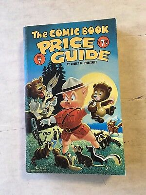 Carl Barks The Comic Book Price Guide #7 Great Article on The Duck Man