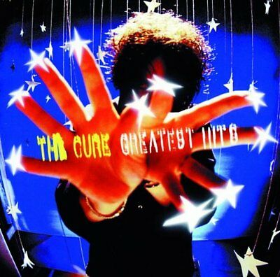 The Cure - Greatest Hits - UK CD album 2001