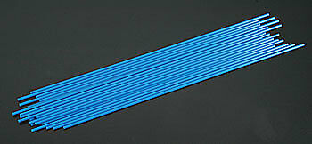 2347 Antenna Tube Blue (24) DUBC2347 DUBRO PRODUCTS