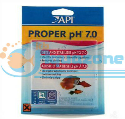 *API* PROPER  pH 7.0  2 packets 12g