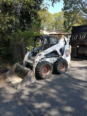 2008 BOBCAT skid steer