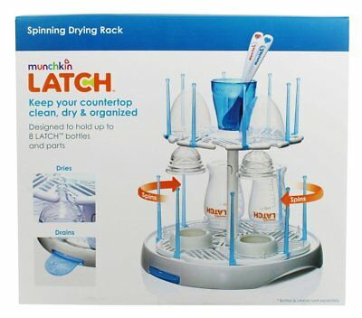 Munchkin Inc. - Latch Spinning Drying Rack