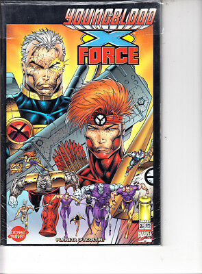 Youngblood / X-Force ( 2 Numeros ) Completa.