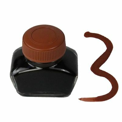 5280 Canyon Brown Fountain Pen Ink Bottle - 30ml