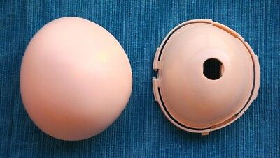 NEO BLYTHE Complete DOME, Set 2 Pieces (CABEZA, SCALP). BRAND NEW (NUEVO)!