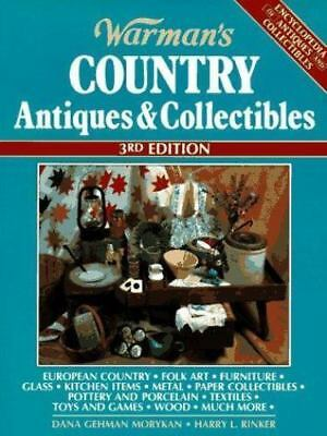Warman's Country Antiques and Collectibles (Warman's Country Antiques &