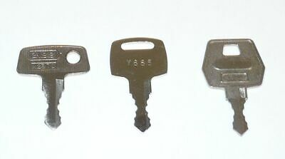 Japanese Pachislo Slot Machine Reset Key Y-985 Fits Olympia & Heiwa ++ Factory++