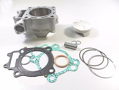 Honda CRF 250 R (2004-2007) 78mm Std Cylinder Top Gasket Set & Mitaka Piston Kit