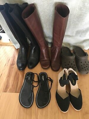 Lot of Size 7.5 8 Women's shoes