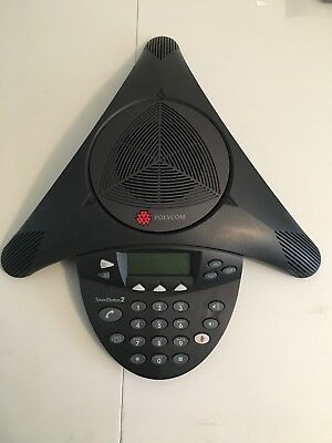 Polycom SoundStation 2 Audio Conference Phone 2201-16000-601