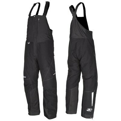 Klim Klimate Insulated SHORT Mens Snowmobile Pants Snow Winter Outerwear Bibs