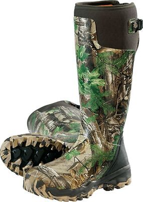 "Lacrosse Alphaburly Pro 18"" Realtree Xtra Green Hunting Boots 376005"