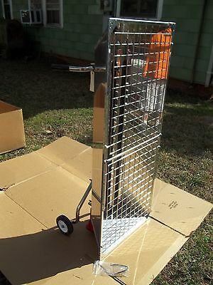 Nib Chromalox Portable Or Ceiling Hung Radiant Heater 480 Volts 13.5 Kw