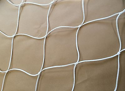 Soccer Goal Nets  3.5mm  cord,7.5 M wide,2,5 M High x 0.80 at top and 2.0 base