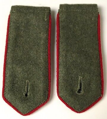 Wwi German M1915 Tunic Infantry Shoulder Boards-Pair