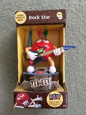 M & M's Rockstar Collectable