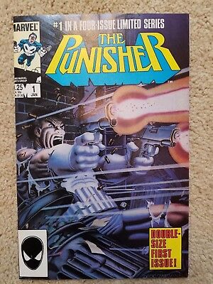 Punisher Limited Series 1-5, High Grade