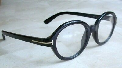 Authentic Vintage Tom Ford Black & Gold frames sm comes with TF case and cloth