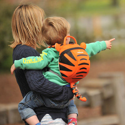 LittleLife Toddler / Kids Gruffalo and Tigger Backpack with Rein Ages 1-3