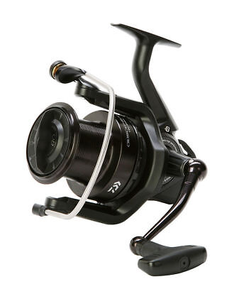 New Daiwa CrossCast Black Edition BK5000A Big Pit Long Cast Carp Fishing Setup