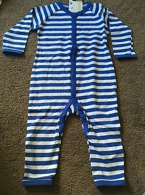 Bonds Baby Girl Stretchies Long Sleeve Long Leg Suit Onsie. BNWT Size 00