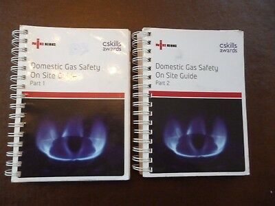 Domestic Gas Safety On Site Guide Part 1 & 2