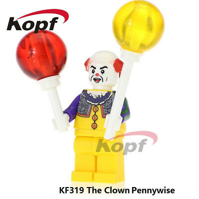 CM Minifigure KF319 - Pennywise from It