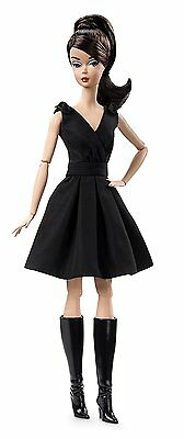 Barbie Collector Classic Black Dress Doll, DWF53, Gold Label, NEW & SEALED!