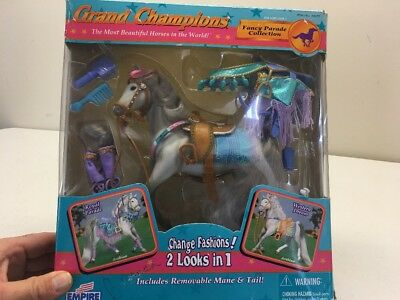 Grand Champions Fancy Parade Collection Horse Toy Empire