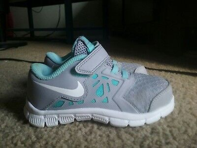 Nike Toddler Shoes Size 8 / 8c Baby Infant Girls Kids Sneakers