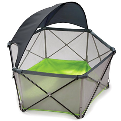Pop N Play Summer Infant Portable Playard Canopy Sun Protect Playard Not Include