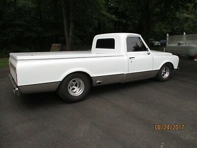 1967 Chevrolet C-10  1967 Chevy C10 Long Bed Custom Rust Free TX Truck - Air Ride 400 with 700R4